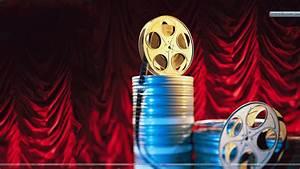 Movie Film Reels Wallpaper