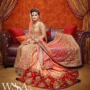 latest pakistani bridal dresses 2016 2017 stylo planet With wedding dresses pakistani 2016