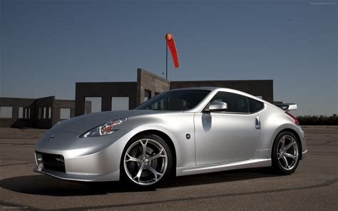2009 Nismo Nissan 370z Widescreen Exotic Car Wallpapers