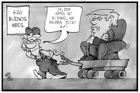 G20-Ende By Kostas Koufogiorgos   Politics Cartoon   TOONPOOL
