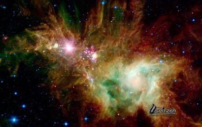 Spitzer Telescope Space Wallpapers Wallpapersafari