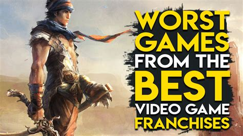Top 10 Worst Games In Our Favorite Video Game Franchises (part 1)  Gaming Central