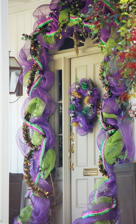 mardi gras door decoration new orleans ideas by mardi gras outlet carnival season is here