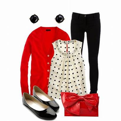 Outfits Casual Polyvore Teacher Fall Teaching Lady