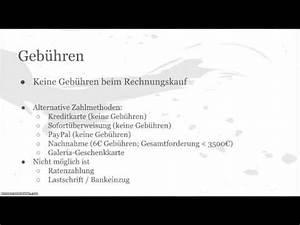 Galeria Kaufhof Rechnung Bezahlen : bei galeria kaufhof auf rechnung bestellen so klappt 39 s ~ Themetempest.com Abrechnung