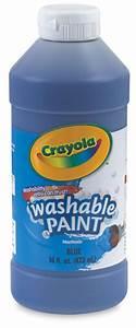 Crayola Washable Kids' Paint - BLICK art materials