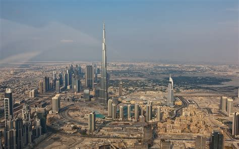 Pictures Of Burj Khalifa Tallest Building In The World
