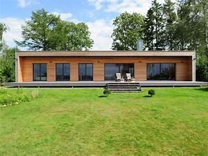 Fertighaus Bungalow Modern : fertighaus von baufritz bungalow modern ~ Sanjose-hotels-ca.com Haus und Dekorationen