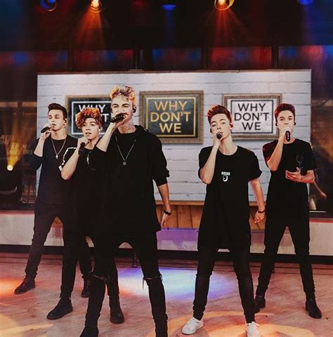 524 Best Why Don't We Images On Pinterest  Band, We And