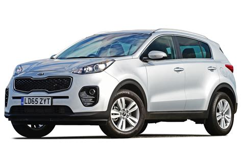 Kia Sportage Suv Review