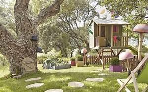 cabane dans les arbres soulet disponible chez leroy With cabane dans le jardin