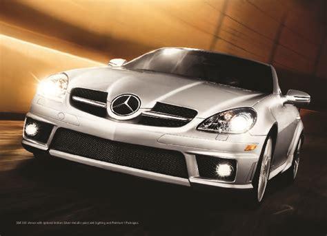 best car repair manuals 2011 mercedes benz r class parental controls 2011 mercedes benz slk class slk300 slk350 slk55 amg r171 catalog us