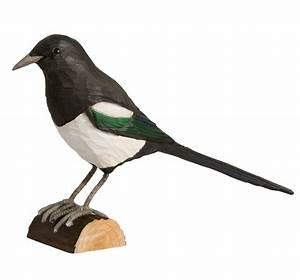Elster Vogel Vertreiben : elster originalgr e vogel holz einfach clever einkaufen ~ Lizthompson.info Haus und Dekorationen