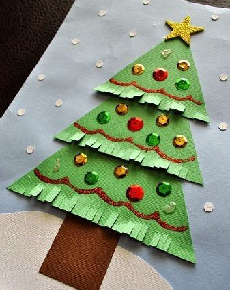 Christmas Crafts Pinterest  Xmas Craft Preschool
