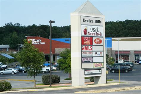 no vacancy at fayetteville s evelyn hills shopping center
