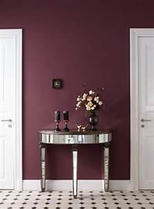 Aus Welchen Farben Mischt Man Lila : lila wandfarben und ihre mannigfaltigen modernen nuancen ~ Orissabook.com Haus und Dekorationen