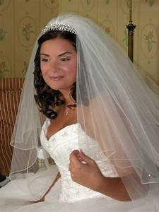 Brides With Veils Tips and ideas for your wedding hair with a veil How will you wear your
