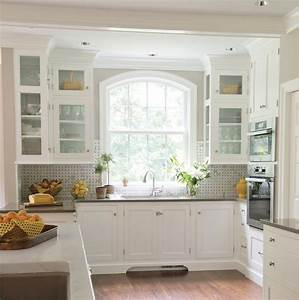 cambria devon transitional kitchen benjamin moore With kitchen colors with white cabinets with pottery barn metal wall art