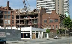demolition  ewarts mill belfast  albert bridge cc