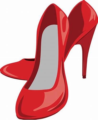 Heel Heels Clipart Clip Transparent Onlinelabels Oksmith