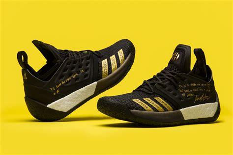 新聞分享 / 給 James Harden 的驚喜 Adidas Harden Vol.2 客製鞋理念一拳公開