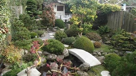 Japanese Garden In The Netherlands