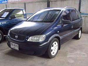 Chevrolet Zafira 2002 Cd 1 8 In  U0e20 U0e32 U0e04 U0e15 U0e30 U0e27 U0e31 U0e19 U0e2d U0e2d U0e01 Automatic