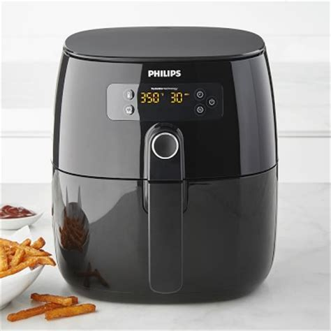 Philips Airfryer with TurboStar Avance   Williams Sonoma