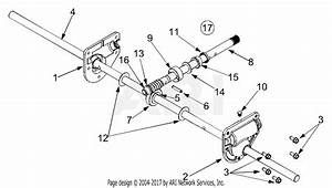 Mtd 31as644e129  2002  Parts Diagram For Gear Assembly