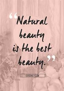 Natural Beauty Quotes | www.pixshark.com - Images ...