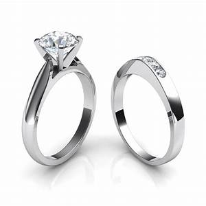 Wedding rings zales bridal sets cheap wedding rings for Wedding band under engagement ring
