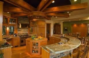 2 Level Kitchen Island 64 Deluxe Custom Kitchen Island Designs Beautiful