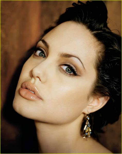 foto de Angelina Jolie Lips: Most Kissable In The World: Photo