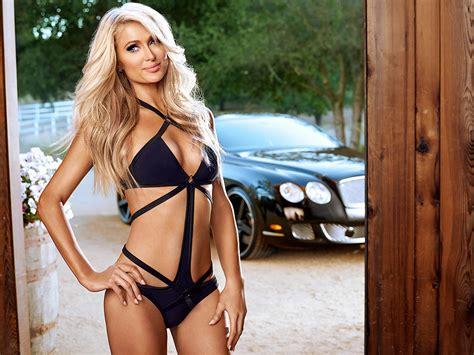 Paris Hilton Returns in a New Carl's Jr. Commercial