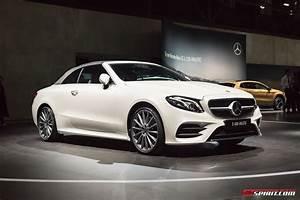 Mercedes Classe E Cabriolet 2017 : geneva 2017 mercedes benz e class cabriolet gtspirit ~ Medecine-chirurgie-esthetiques.com Avis de Voitures