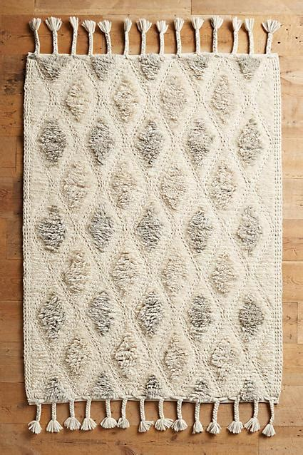 cream  taupe vibrations shag rug