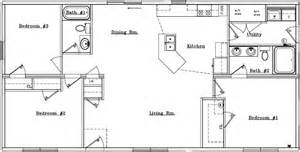 Simple Open Floor Plans For Houses Placement by Custom Ranch Home Plans 171 Home Plans Home Design