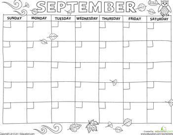 create a calendar september plan calendar create a 879 | d278747c040b46eaef0035b06db71397 create a calendar preschool printables