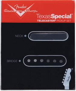 Fender Custom Shop Texas Special Tele Pickup Set  Jimi U0026 39 S