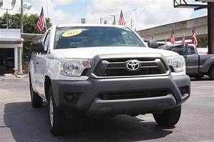 Used Toyota Tacoma For Sale In Miami  Fl