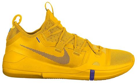 nike release  kobe ad color pack srd