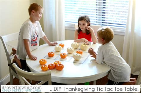 Thanksgiving Games To Keep Kids From Driving You Crazy