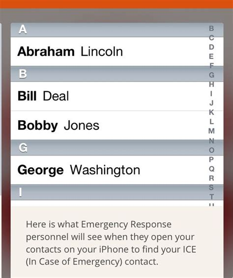 how to set emergency contact on iphone how to add in of emergency contacts for iphone