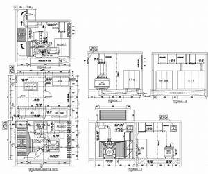 Mep  Mekanikal Elektrikal Plumbing  Ruang Genset Dan Trafo