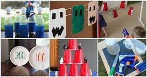 20 Awesome Nerf Games To Make And Play Frugal Fun For
