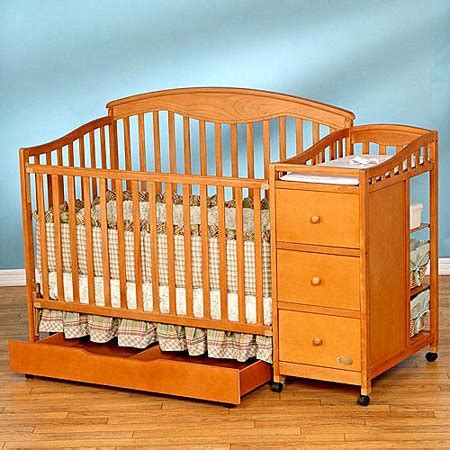 Crib Combos by Simplicity 4 In 1 Crib Changer Combo