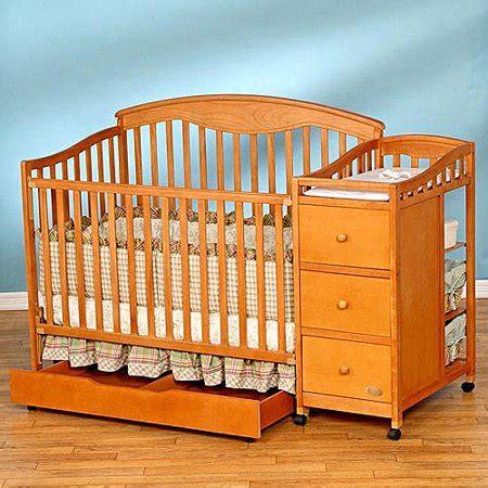 4 in 1 crib and changer combo crib changer combo walmart