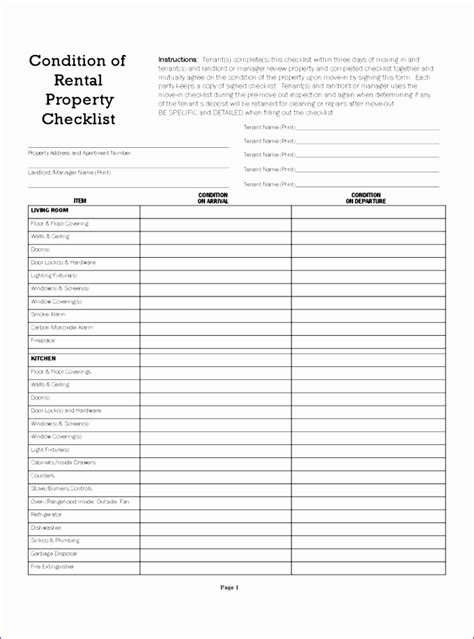 inspection sheet template excel exceltemplates