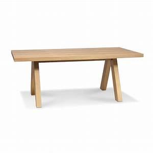Esstisch Holz 200 X 100 : temahome esstisch dann 200 x 100 cm eiche holz online kaufen bei woonio ~ Bigdaddyawards.com Haus und Dekorationen
