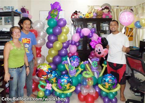 balloon business start  package  training workshop